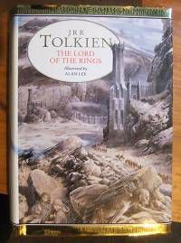 lord of the rings illustrated book