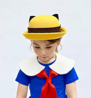 Madeline Costume From 9 Bookish Kids' Costumes for Halloween (or Character Day)