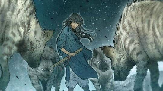 Monstress Panel from Sci-fi and Fantasy Comics to Cure Your Superhero Hangover | Bookriot.com
