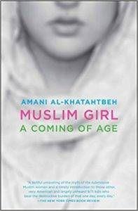 muslim girl by amani al-khatahtbeh cover
