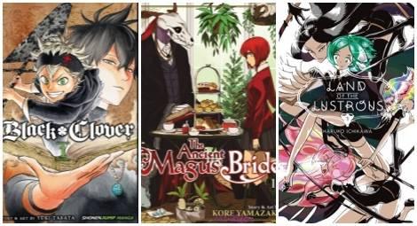 Like The New Anime Season? Read These Six Manga for Fall 2017