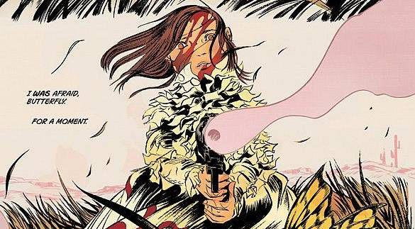 Pretty Deadly Panel from Sci-fi and Fantasy Comics to Cure Your Superhero Hangover | Bookriot.com