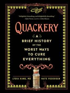 quackery a brief history book cover