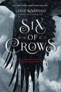 six-of-crows-by-leigh-bardugo-cover best full-cast audiobooks