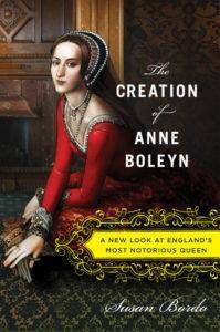 the creation of anne boleyn book cover