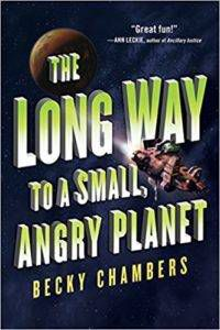 The Long Way to a Small Angry Planet from Books for Ravenclaws | BookRiot.com