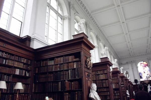 Literary Tourism: Camrbidge, UK