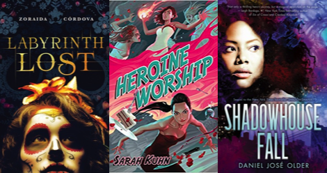 Gorgeous SFF Covers Featuring Women of Color