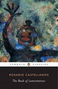 Book of Lamentations Castellanos cover