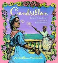 Cover of Cendrillon by Robert D. San Souci