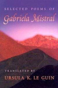 Gabriela Mistral cover