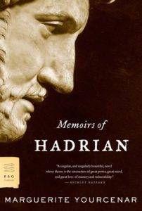 Memoirs of Hadrian cover