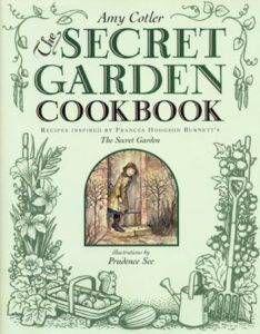 Secret Garden Cookbook cover Amy Cotler