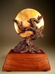World Fantasy Awards Statue