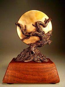 World Fantasy Awards Statue