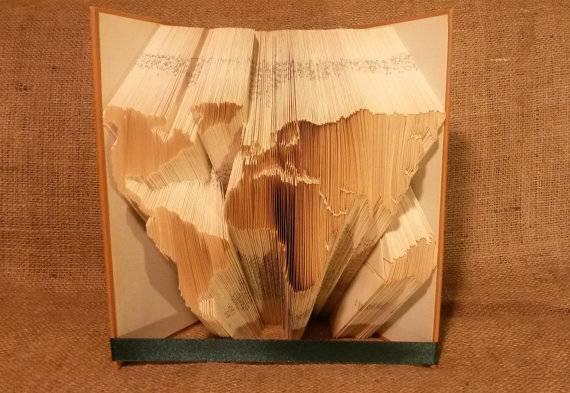 The Beautiful World Of Book Folding