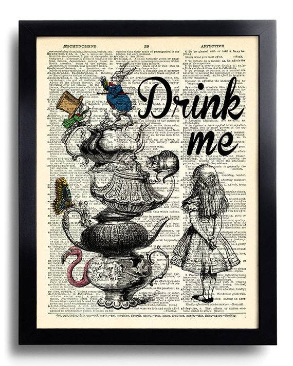 36 Of My Favorite Alice In Wonderland Quotes Book Riot