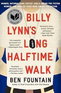 billy lynns long halftime walk cover