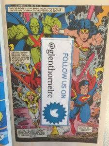 comic book bookmark