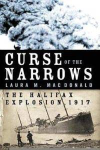 curse of the narrows by laura macdonald book cover image