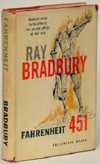 fahrenheit 451 book bound with asbestos will kill you