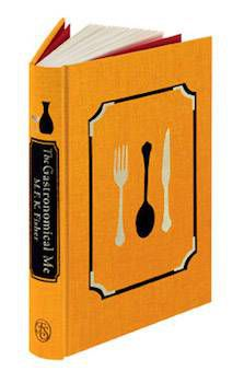 The Gastronomical Me by M.F.K. Fisher