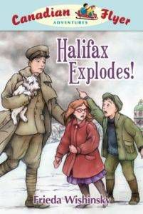 halifax explodes cover image