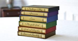 10 Stunning Jane Austen Book Sets