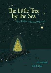 little tree by the sea cover image