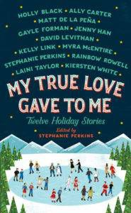 my true love gave to me twelve holiday stories book cover
