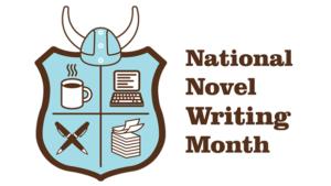 National Novel Writing Month Logo