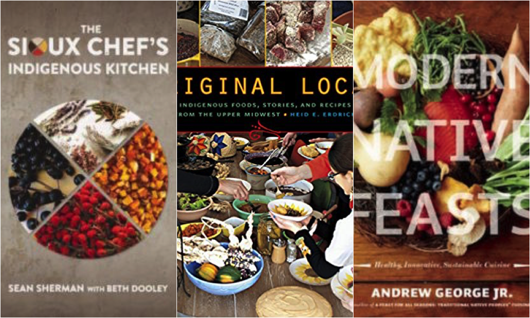6 native american cookbooks forumfinder Images