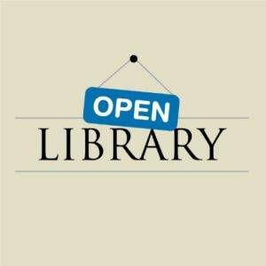 open library logo image
