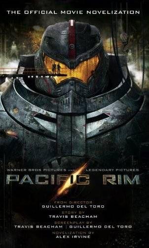 Pacific Rim by Alex Irvine Book Cover