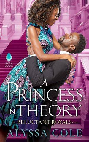princess in theory cover image