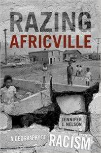razing africville a georgraphy of racism cover image
