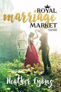 royal marriage market cover image