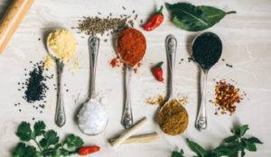 Spices. Tuck into these foodie books this Thanksgiving