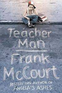 The cover of Teacher Man by Frank McCourt, one of the books from my expat reading list