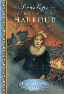 terror in the harbour book cover image
