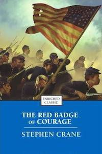 red badge of courage cover