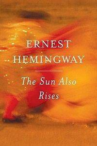 The cover of The Sun Also Rises by Ernest Hemingway, one of the books from my expat reading list