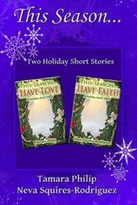 this season two holiday short stories tamara philip and neva squires-rodriguez cover image