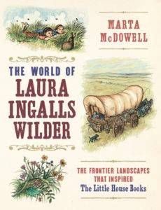 world of laura ingalls wilder book cover