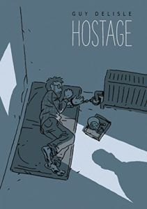 Cover of Guy Delisle - Hostage