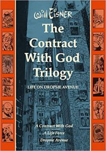 Cover of Will Eisner - Contract with God Trilogy