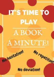 Book a Minute