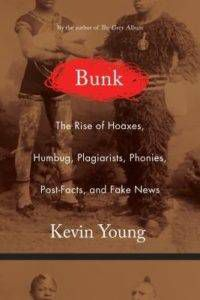 Bunk Kevin Young cover