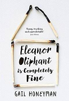 Cover Face Off: Eleanor Oliphant Is Completely Fine | BookRiot.com