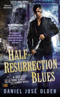 Half-Resurrection Blues Book Cover